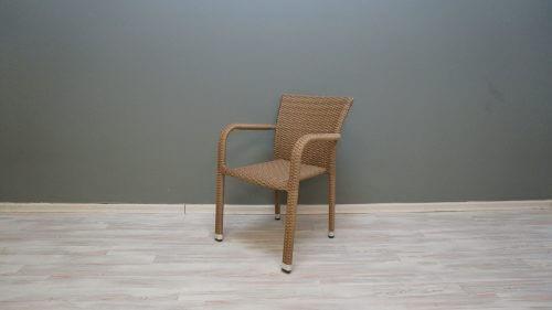 כסא ראטן דגם קרלוס טבעי