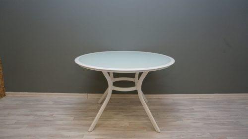 שולחן נועם 105 לבן