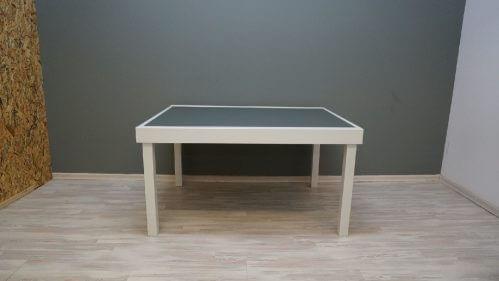 שולחן נועם 140 לבן