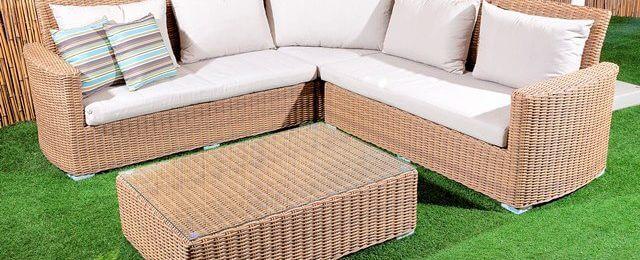 ריהוט גן המתאים לגינות גג