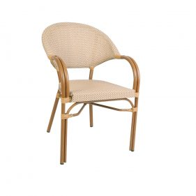 כסא פריז צבע אופוויט