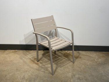 כסא דיוויד צבע שמפניה