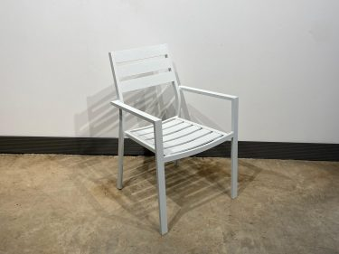כסא דיוויד לבן