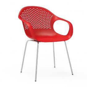 כסא פלסטיק - קוברה