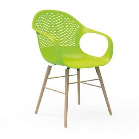 כסא פלסטיק גרייס