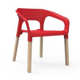 כסא פלסטיק - אייזי