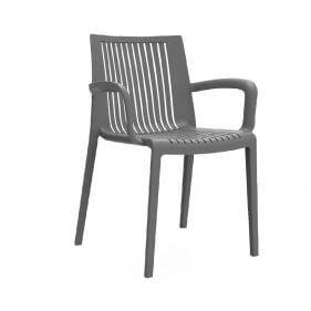 כסא פלסטיק - פלורנס