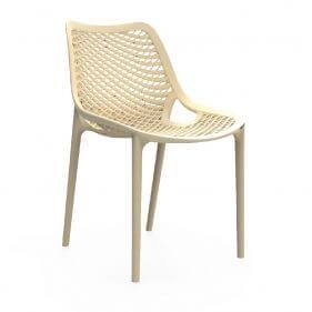 כסא פלסטיק - ספרינג