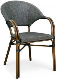 כסא פריז צבע עץ טבעי