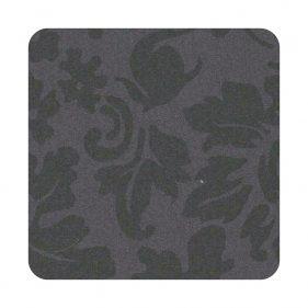 פלטה ורצלית פרחים כהה