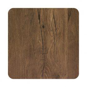 פלטה ורצלית דגם דמוי עץ