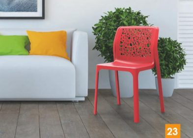 כסא דגם פלורנס עיצוב מדיה