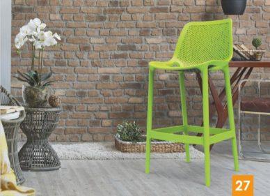 כסא בר דגם פרייד