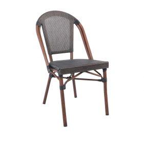 כסא צ'סטר צבע חום
