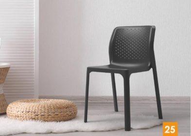 כסא דגם פלורנס מעוצב