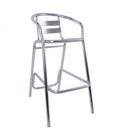 כסא בר אלומיניום דגם דייזי
