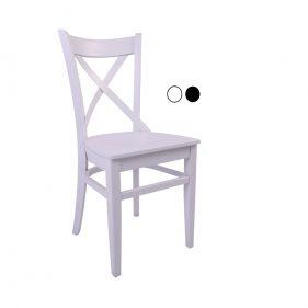 כסא עץ למסעדה - דגם אקסטרה