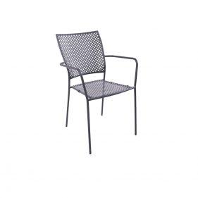 כסא אלומיניום נט