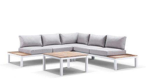מערכת ישיבה טנגו צבע לבן