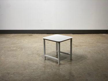 שולחן צד בריז לבן