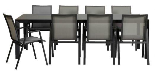 שולחן נפתח ענק דגם תבור ללא כסאות